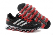 Adidas Springblade III Black Silvery Red