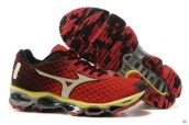 Mizuno Wave Prophecy 4 Red Black Yellow