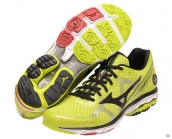Mizuno Wave Rider 17 Yellow Black