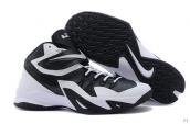 Nike Zoom Soldier VIII Black White