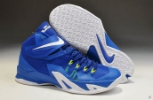 Nike Zoom Soldier VIII Blue White