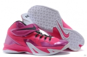 Nike Zoom Soldier VIII Pink White