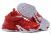 Nike Zoom Soldier VIII Red White