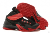 Nike Zoom Soldier VIII Black Red