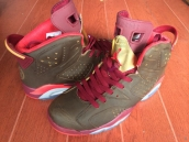 Perfect Air Jordan 6 Championship Pack Havana 190