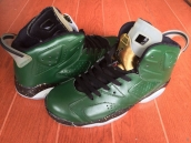 Perfect Air Jordan 6 Championship Pack Champagne 190