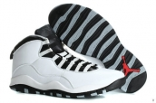AAAAA Air Jordan 10 US14 US15 US16 White Black Grey 170