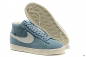 Nike Blazer High Light Blue White