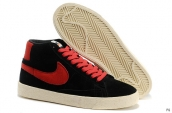 Nike Blazer High Black Orange