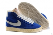 Nike Blazer High Blue White
