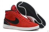 AAA Nike Blazer High Red Black