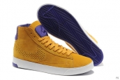 AAA Nike Blazer LUX High Yellow Purple