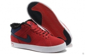Nike Blazer Mid Down 1972 Red Navy Blue