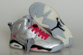 Perfect Air Jordan 6 Women Valentine-s Day 170
