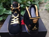 Super Perfect Air Jordan 6 OVO Black Golden 650
