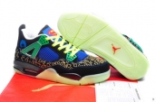 AAA Air Jordan 4 Superman Glow In Dark