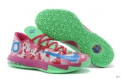 Nike KD VI Easter Collection Pink Camo