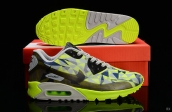 Air Max 90 HYP PRM Colorful Green Dark Grey