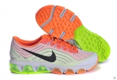 Air Max 2015 White Orange Black Green
