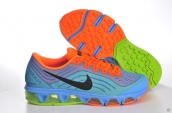 Air Max 2015 Blue Orange Black Green