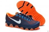 Air Max 2015 Navy Blue Orange White