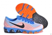 Air Max 2015 White Blue Orange Black