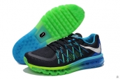 Air Max 2015 AAA Navy Blue Moonlight Green White