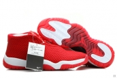 Air Jordan Future Women Perfect Red White