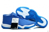 Air Jordan Future Women Perfect Blue White