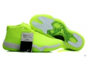 Air Jordan Future Women Perfect Fluorescent Green White
