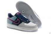 Nike Air Force 1 Low Grey Black White Red
