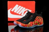 Nike Air Foamposite One Red Supreme X