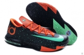 Nike Kevin Durant KD VI Women Shoes -003