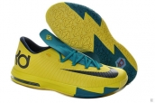 Nike Kevin Durant KD VI Women Shoes -004