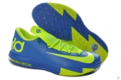Nike Kevin Durant KD VI Women Shoes -009