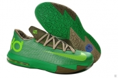 Nike Kevin Durant KD VI Women Shoes -010