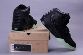 Nike Air Yeezy II Black