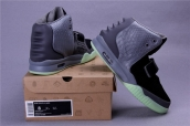 Nike Air Yeezy II Grey Black