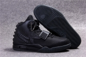 Nike Air Yeezy II Black Out