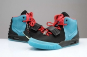 Nike Air Yeezy II South Beach Blue Black Red