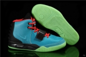 Perfect 2014 Nike Air Yeezy II South Beach Glow In Dark 180