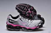 Mizumo 528 Series Women AAA Grey Pink Black