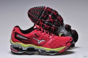 Mizumo 528 Series Mens AAA Red Black Yellow