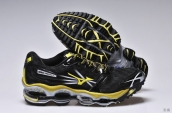Mizumo 528 Series Mens AAA Black Yellow