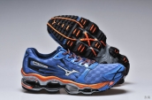 Mizumo 528 Series Mens AAA Navy Blue Orange