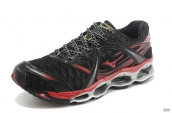 Mizuno Wave Prophecy Mens Black Red
