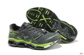 Mizuno Wave Prophecy Mens Darkgray Green