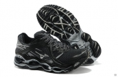 Mizuno Wave Prophecy Black Silvery
