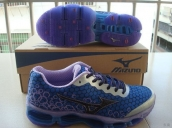 Mizuno Wave Prophecy III Women Blue Purple