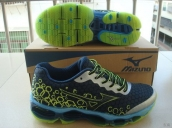 Mizuno Wave Prophecy III Women Navy Blue Green